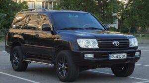 Тойота Ленд Крузер 100 - расход топлива