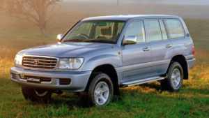 Расход топлива Toyota Land Cruiser 100