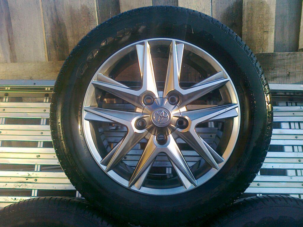 Оптимальное давление в колесах Тойота Ленд Крузер 200