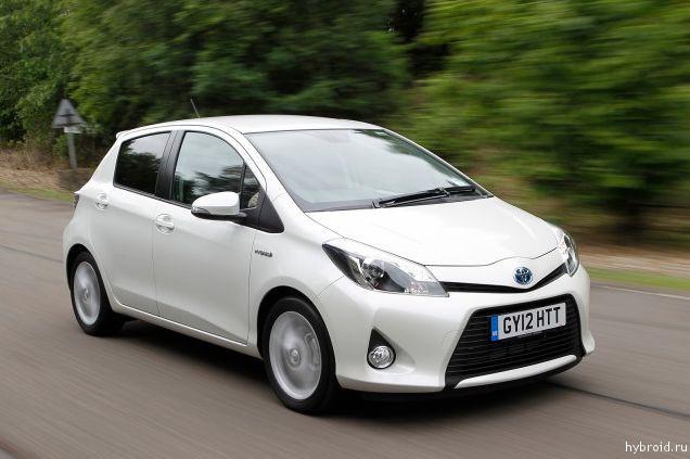 Расход топлива Toyota Auris