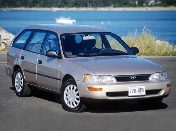 Предохранители и реле Toyota Corolla 100